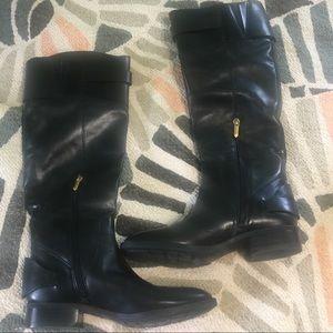 Sam Edelman knee length leather riding boots